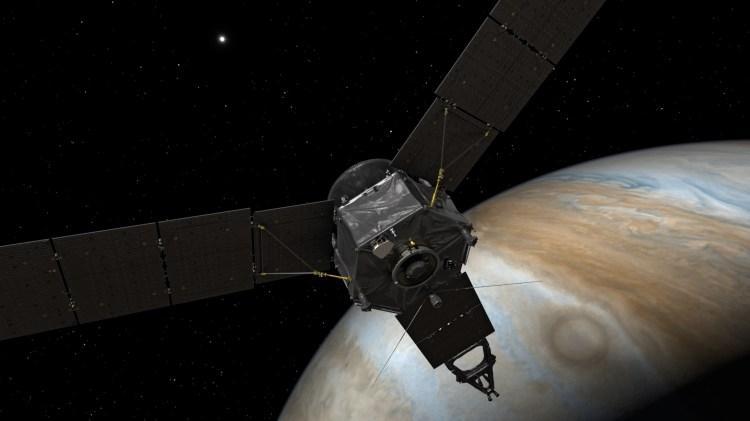 Juno Around Jupiter