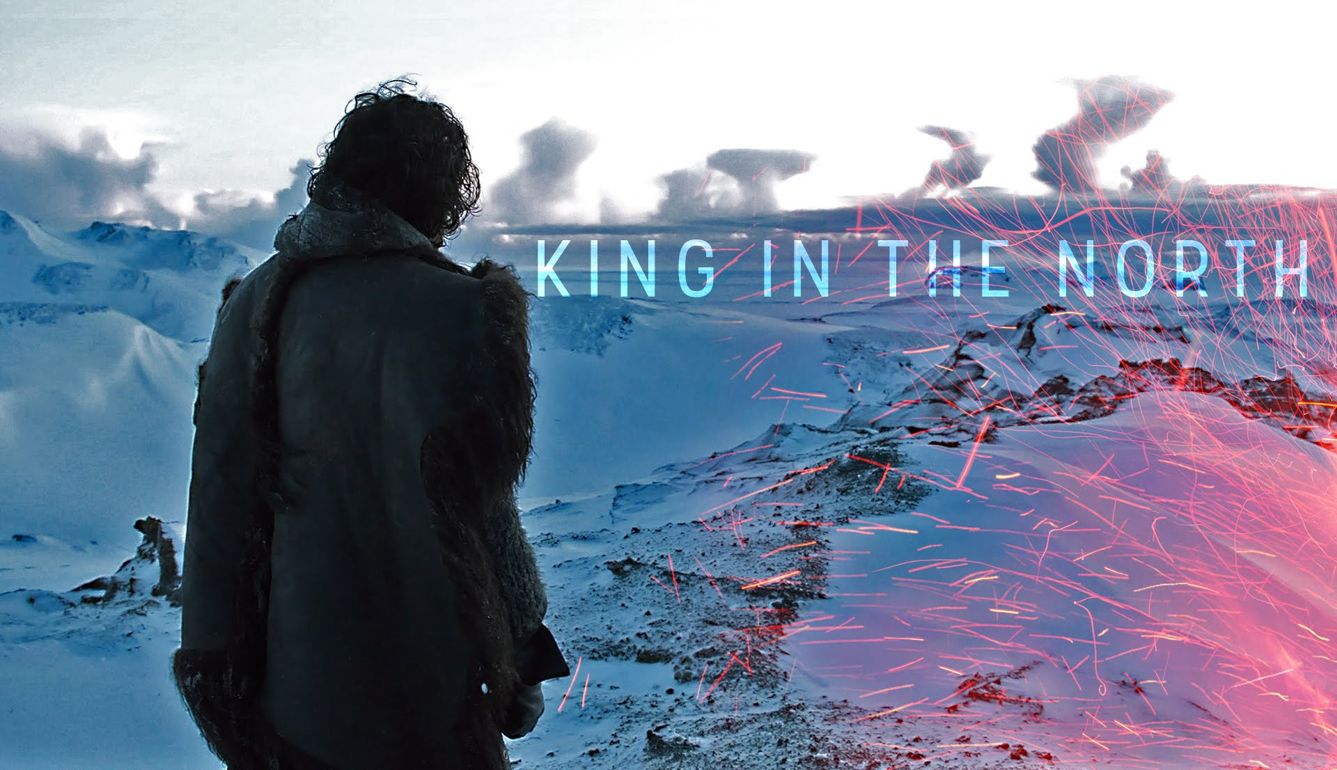 King In The North, A Supercut Tribute to Jon Snow and His ...