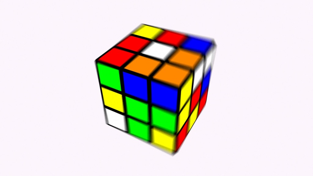 Numberphile Plays Back a Rubik's Cube Speed Solve in Slow Motion to Explain the Math at Play