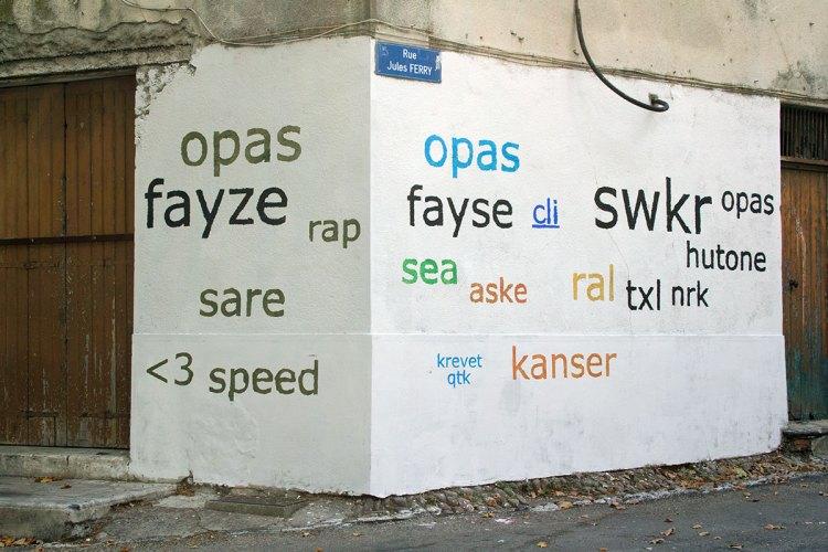Rue Jules Ferry Graffiti Fixed