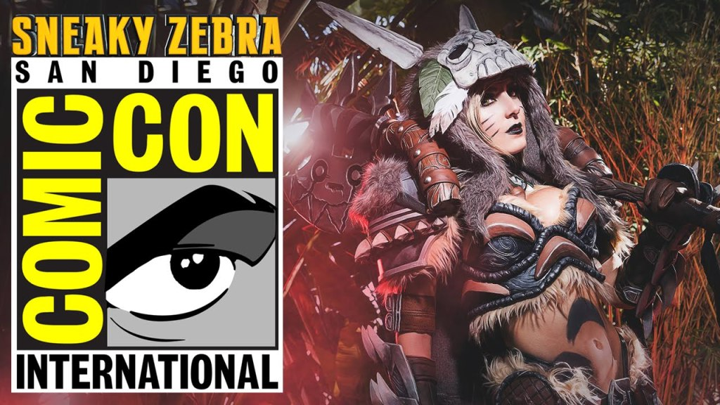 San Diego Comic-Con 2016 Cosplay Music Video by Sneaky Zebra