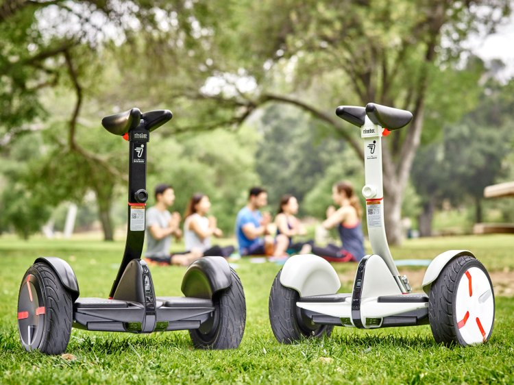 Segway miniPRO Black and White
