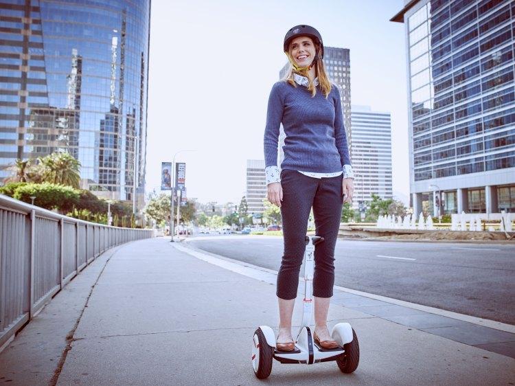 Segway miniPRO Woman Rider