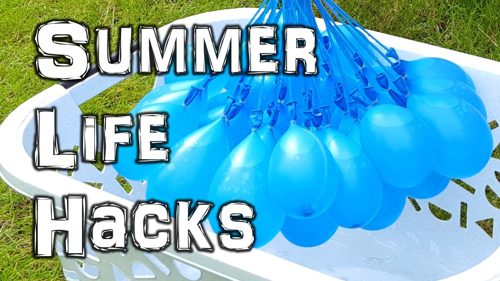 Simple Life Hacks Perfect for Summer
