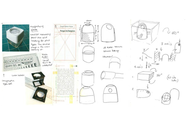 Spector Sketch