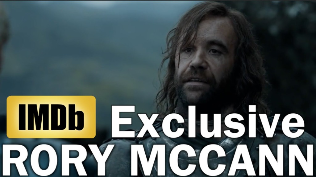 The Career of Rory McCann, The Scottish Actor Who Plays The Hound on Game of Thrones