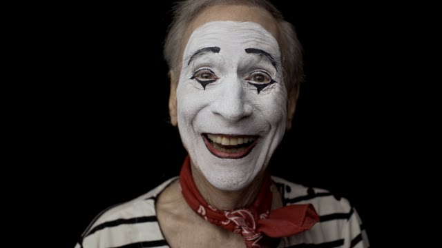 The World's Oldest Mime Shares the Poignant Story of His Life in Three Different Acts