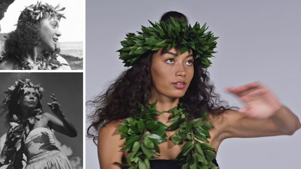 100 Years of Beauty in Hawaii Shown Decade by Decade In a Chronological Time Lapse