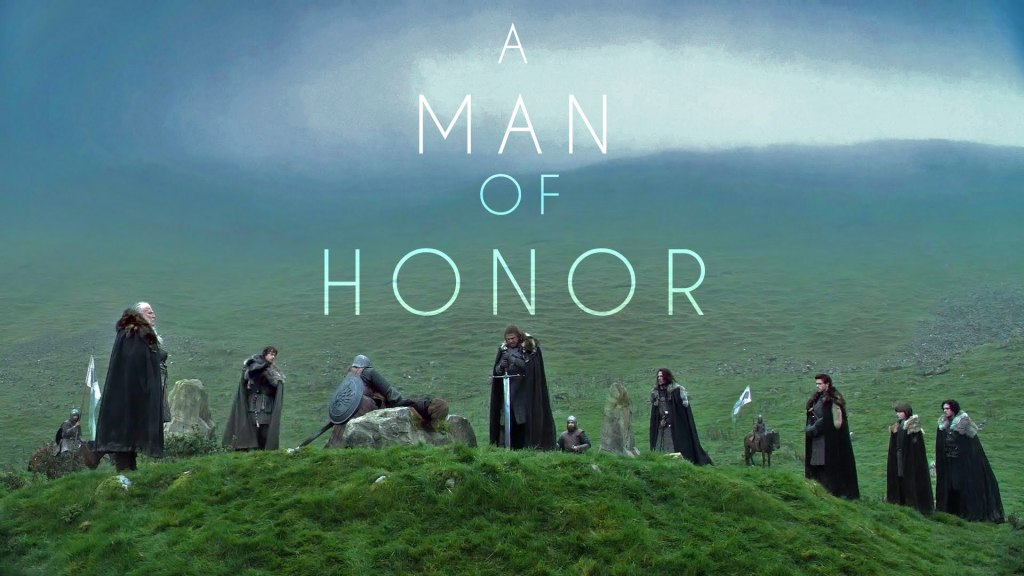 A Man of Honor, A Supercut Tribute to the Virtuous Life of Ned Stark on Game of Thrones