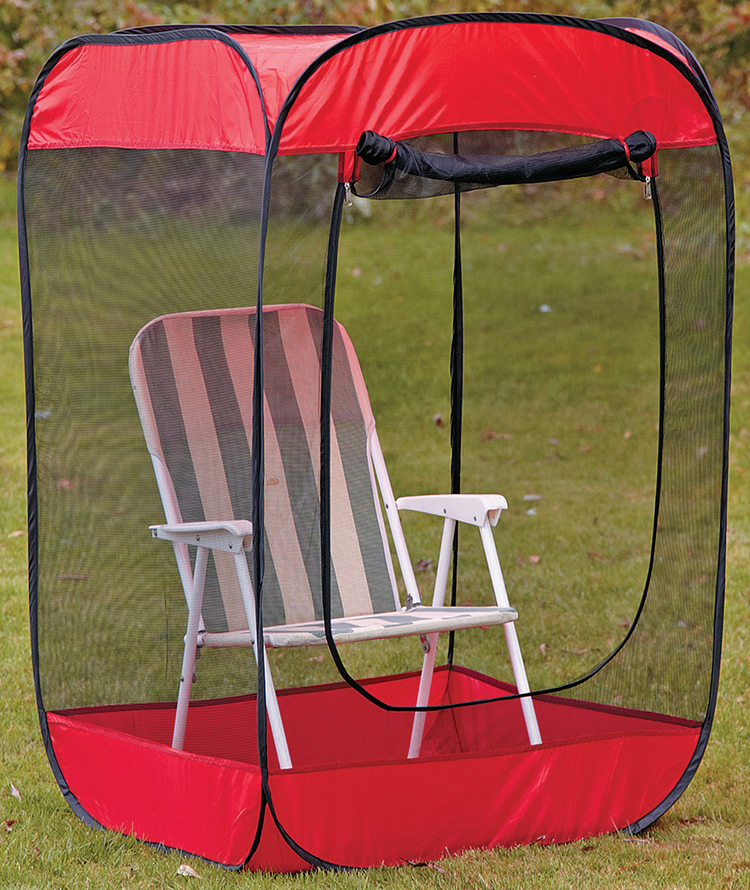 Personal Pop Up Shelter : Screen pod a personal pop up tent that provides