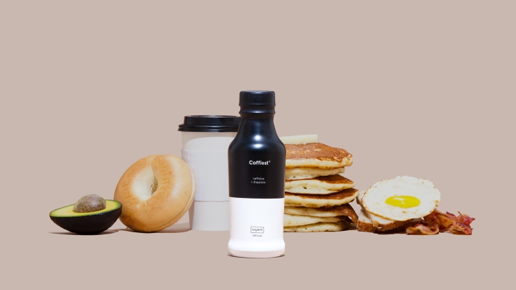 Coffiest and Breakfast Food