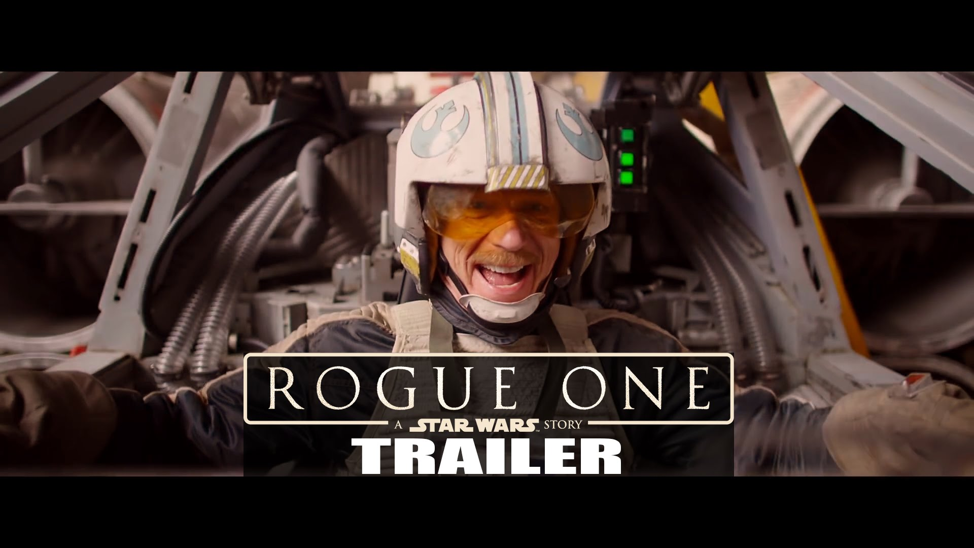 Footage From The Rogue One A Star Wars Story Trailers Set To The Beastie Boys Song Sabotage