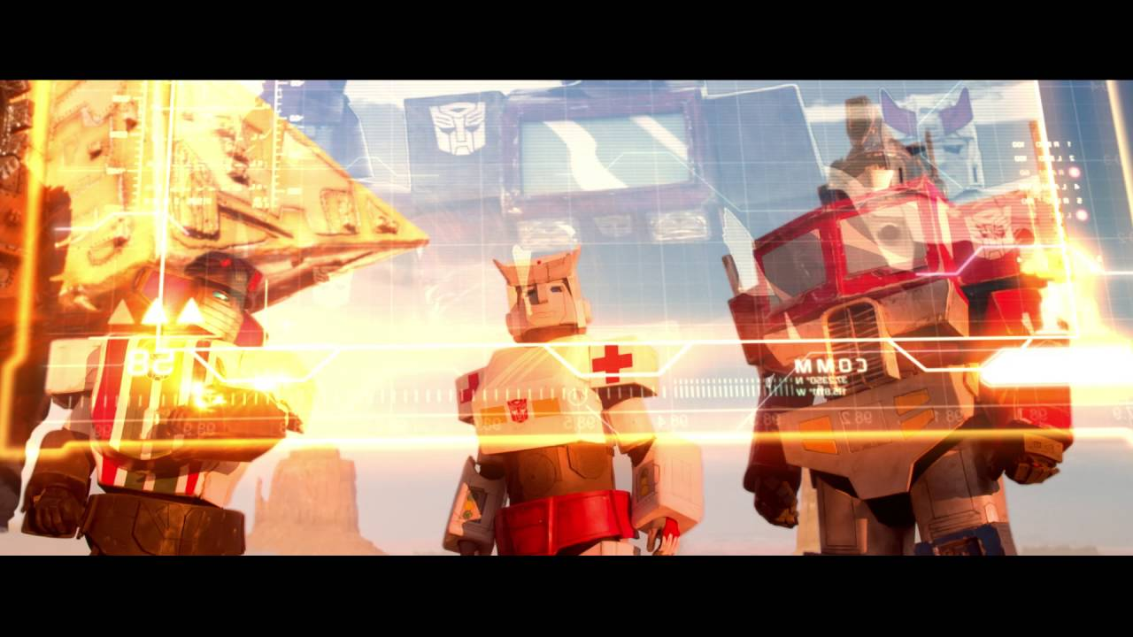 Generation 1, A Live Action Fan Film Based on the Original 1980s Transformers Cartoon Series