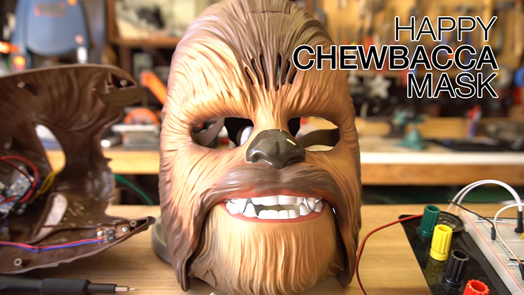 Chewbacca Mask Hack