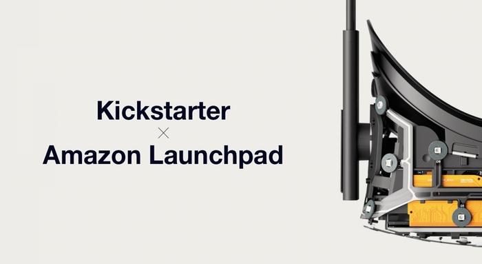 Kickstarter x Launchpad