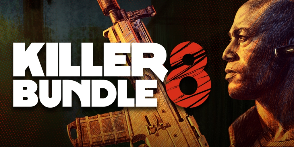 9 Explosive Steam Games in Killer Bundle 8!