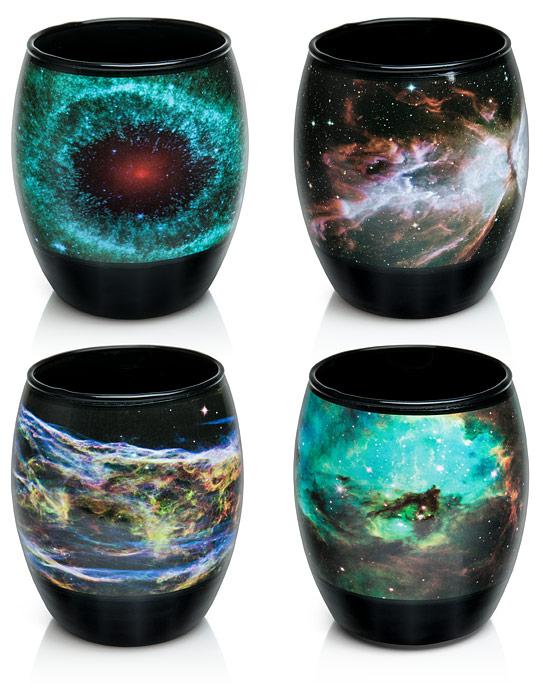 Nebula Glass Set