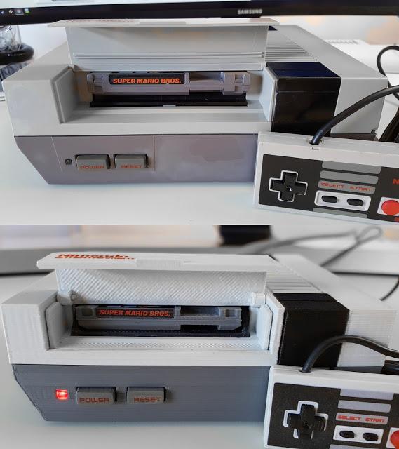 NESPi and NES Comparison