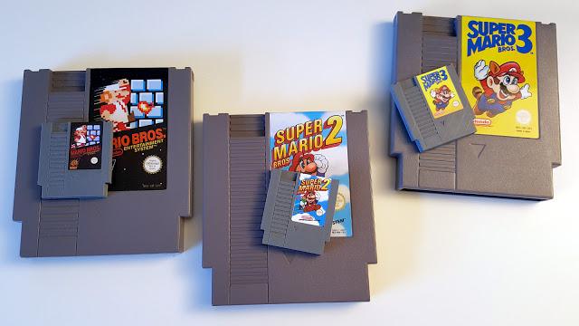 NESPi Cartridges and Originals