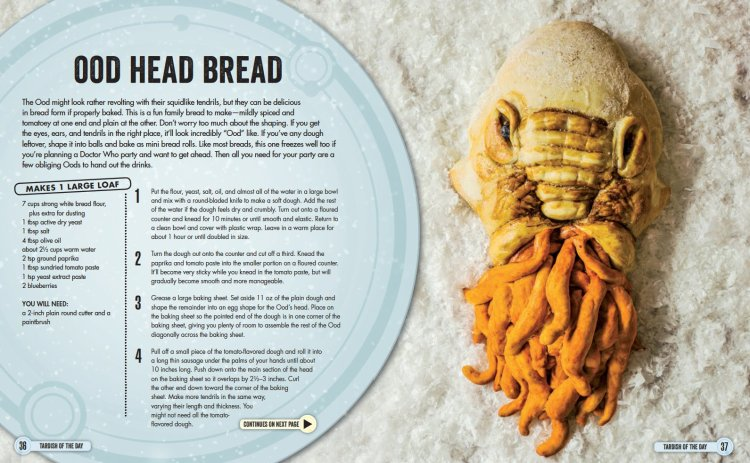 Ood Head Bread