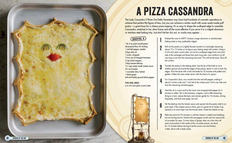 Pizza Cassandra