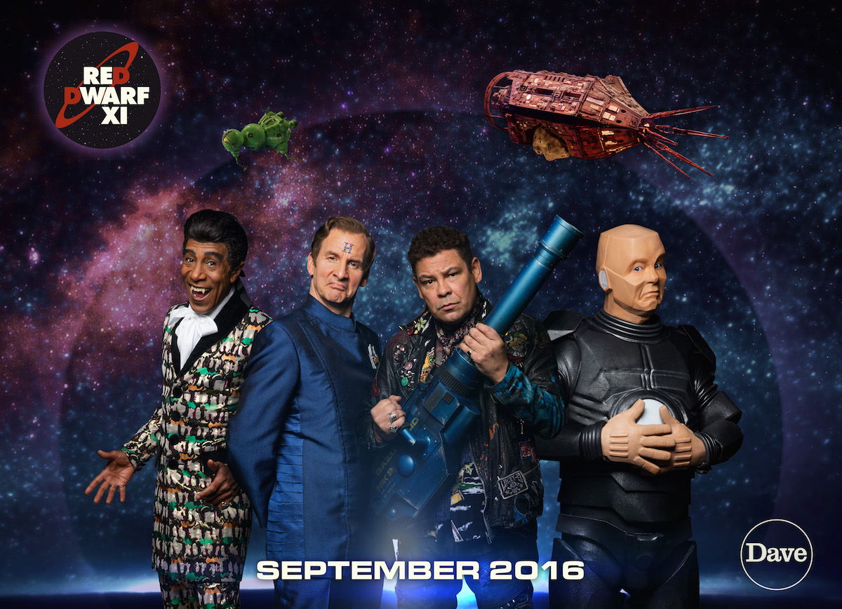 Red Dwarf Returns to British Television for an 11th Series ...