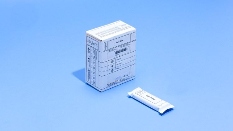 Soylent Bar Box