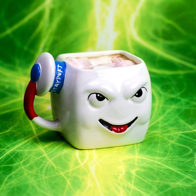 Stay Puft Marshmallow Man Mug