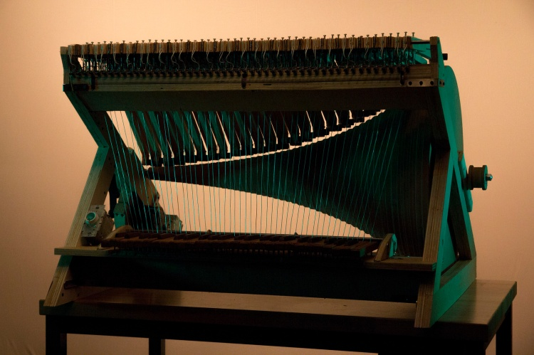stepper motor organ