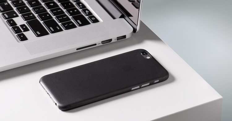 Incredibly Thin iPhone Cases by totallee