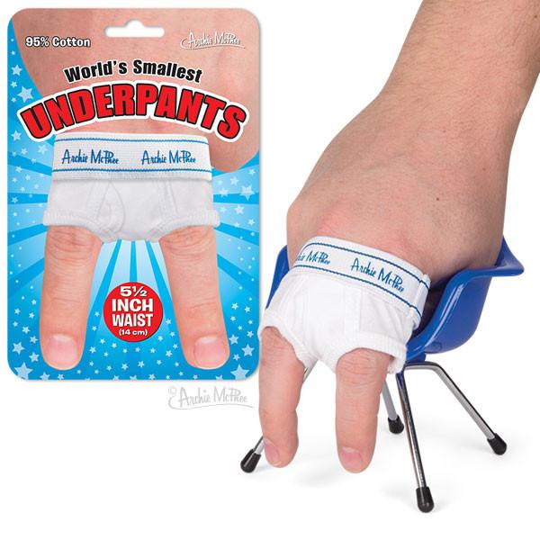 Smallest Underpants
