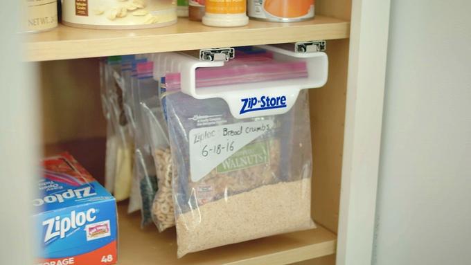 Zip N Store Dry Goods