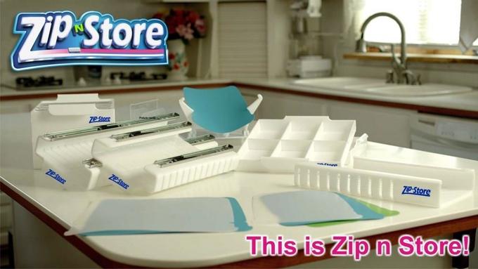 Zip N Store System
