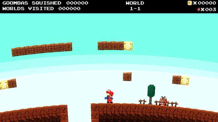 No Mario Sky