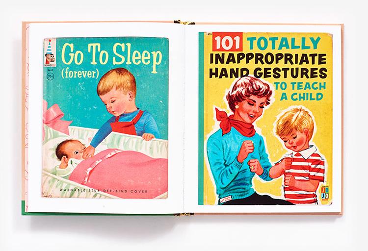 Children S Book Cover Parodies ~ Bad little children s books dark parodies of classic