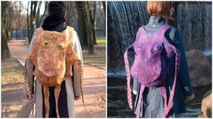 Octopus Backpacks