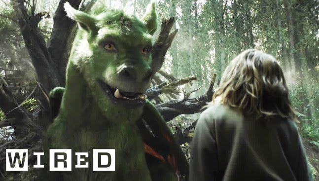 A Look at Weta Digital's Amazing Visual Effects Work in Pete's Dragon