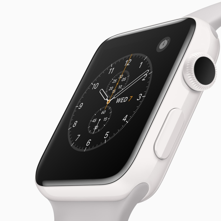 Apple Watch Series 2 Ceramics
