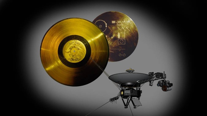 Golden Record and Voyager