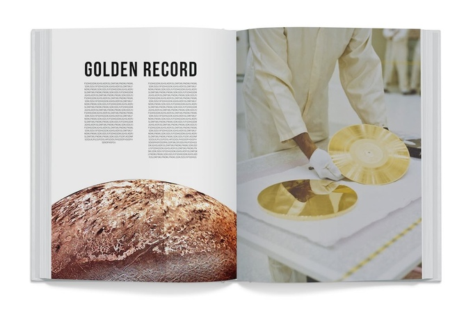 Golden Record Book