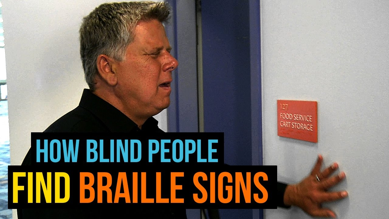jobs for blind people