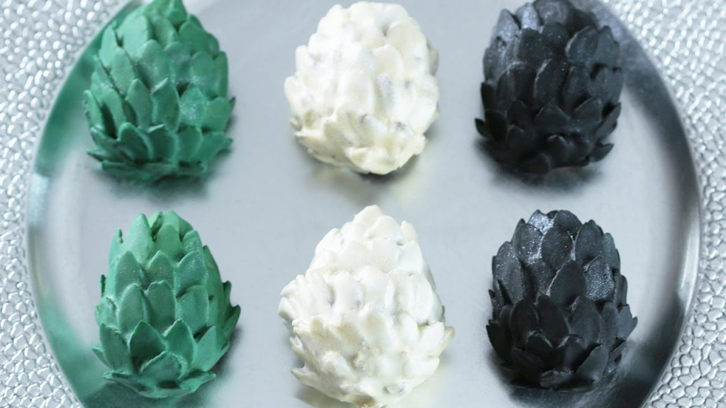 How to Make Dragon Egg Truffles Inspired by Game of Thrones