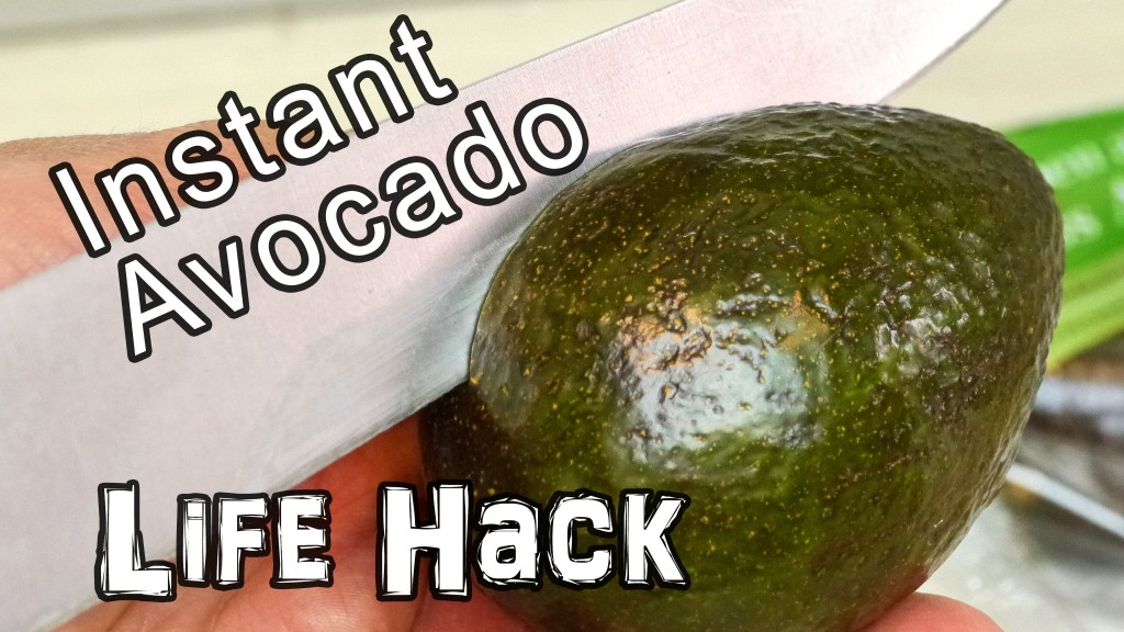 How to Quickly Ripen an Avocado in 10 Minutes