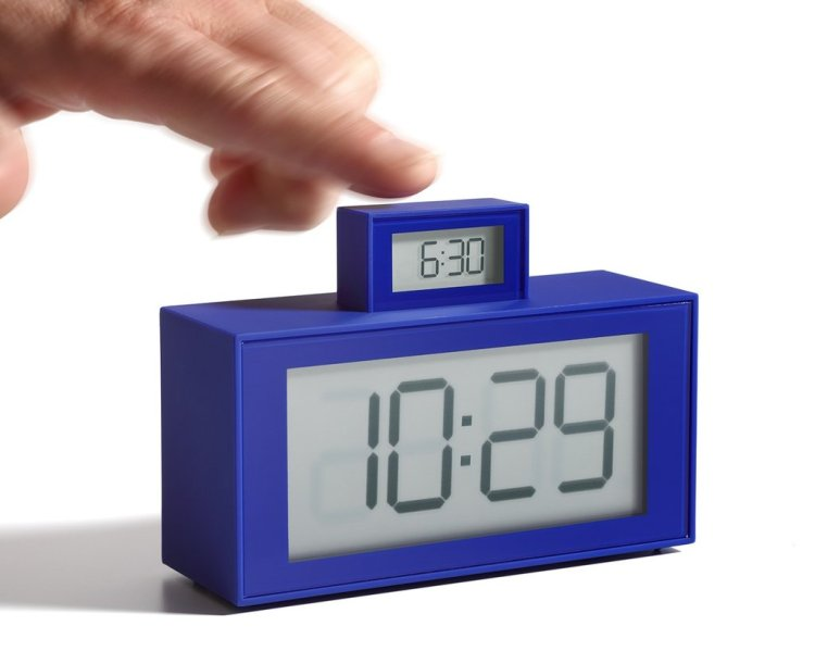 Int-Out Alarm with Hand
