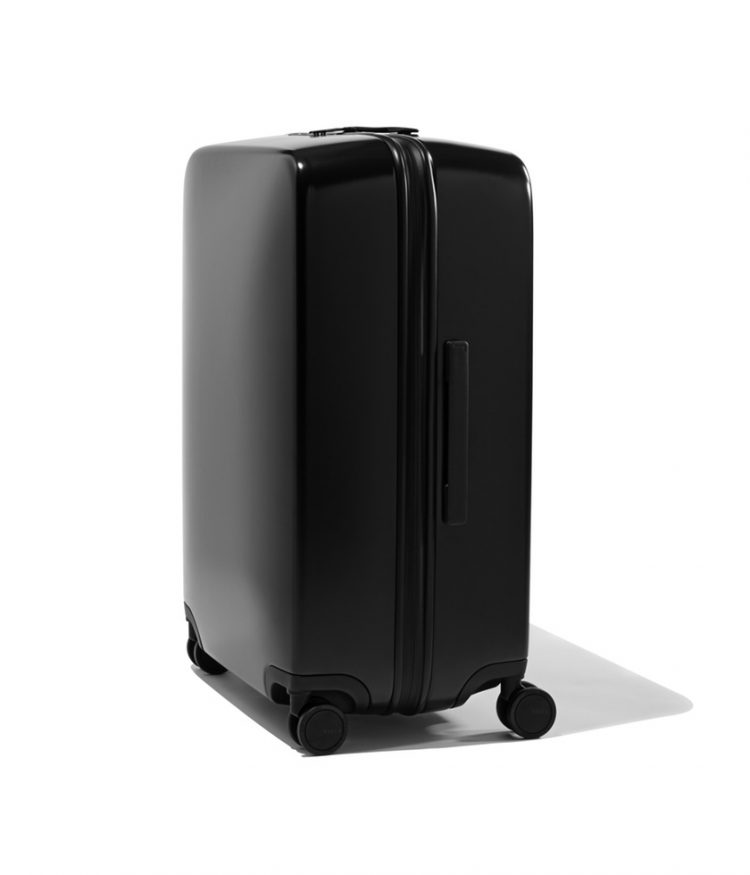 Raden Luggage Black