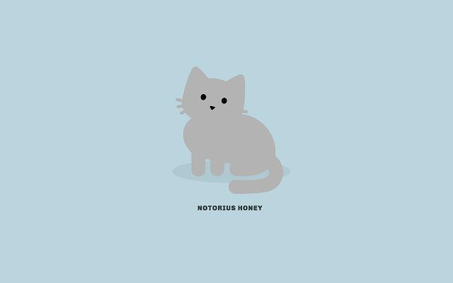 Tabby Cat Notorious Honey