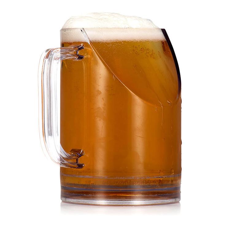 Better TV Viewing Beer Mug