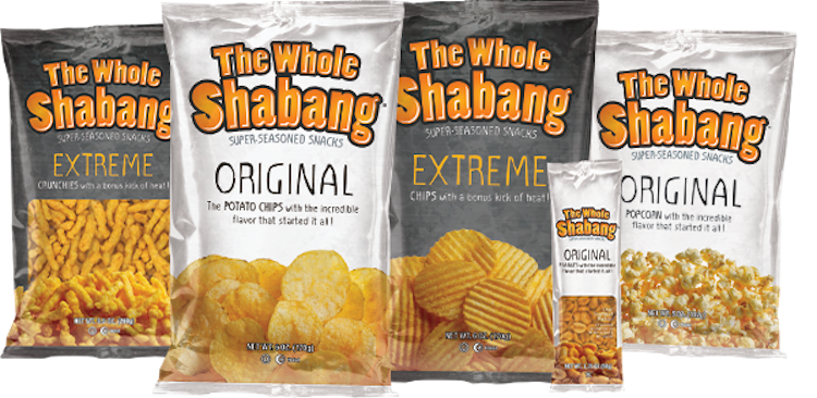 The Whole Shabang, The Infamous Prison Brand Potato Chips