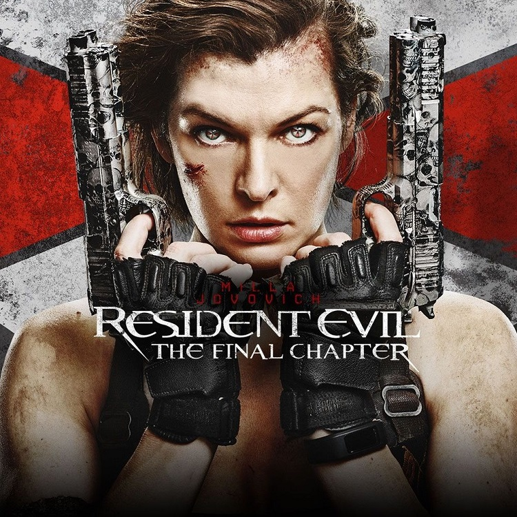 Resident Evil Collection (all parts- a1n MOVIE THEATER