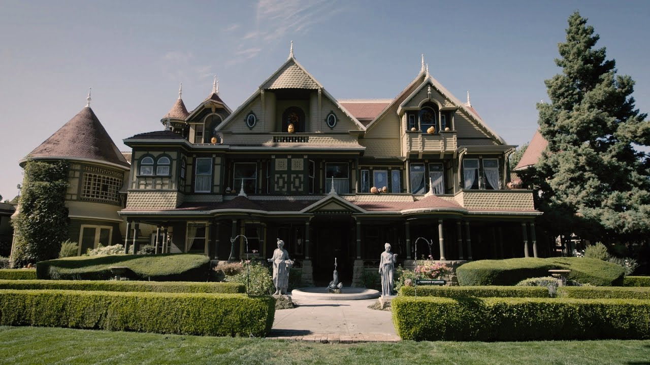 A spooky tour through the eccentric winchester mystery for The winchester house
